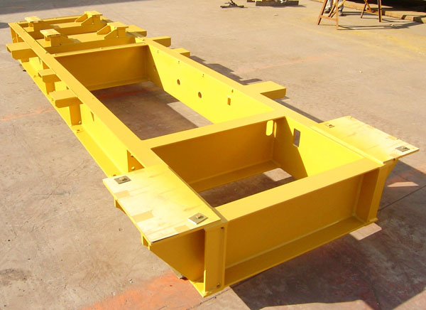 Generator Frames (Common Bed) Supplier from China (Dalian))