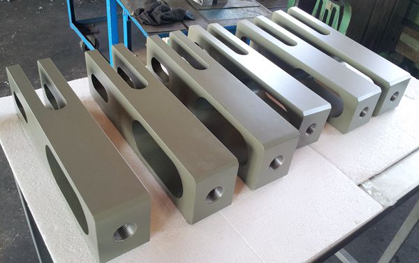 Machined Loader Parts from China