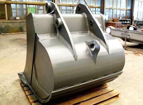 Excavator Buckets (Structural Steel Fabricator) from Dalian, China
