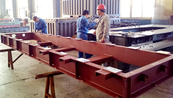 Generator (Container Style) Frames in China