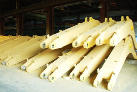 Excavator Steel Fabrication Parts ( Booms) Manufacturer in China