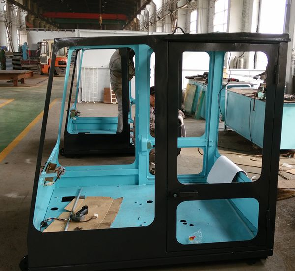 Forklift Parts Manufacturing and Assembling in China