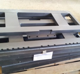 Forklift Parts Manufacturing in China (Dalian)