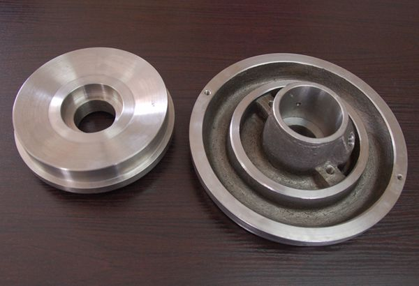 Cast and Machining Pump Parts in China(Dalian)