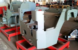 Road Roller Parts Supplier(Structural Steel Fabricator) from China